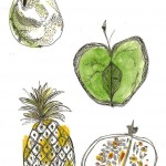 Frutta, china_ink
